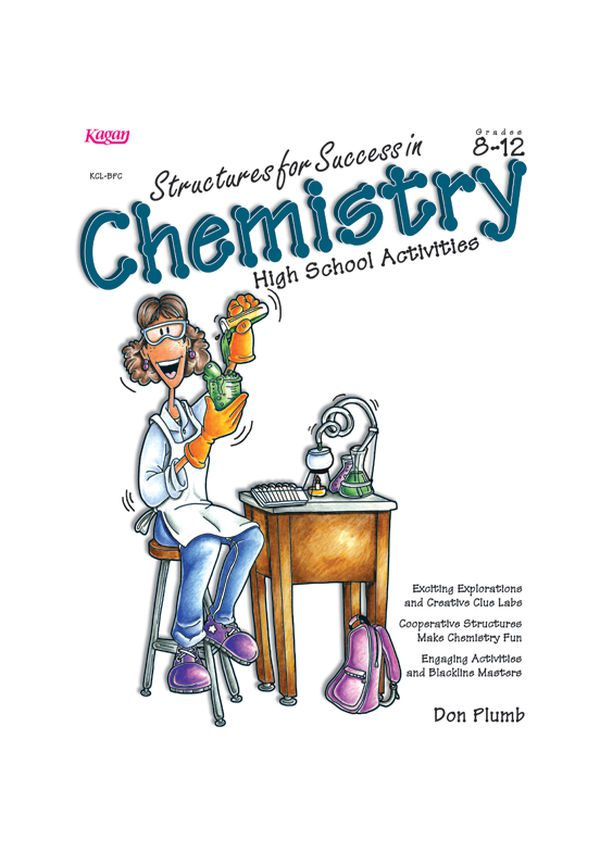 Structures for Success in Chemistry