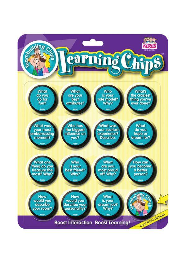 Teambuilding Chips